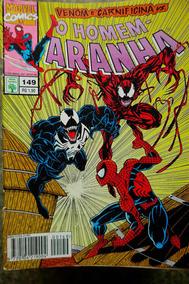 O Homem Aranha N° 149