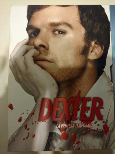 Dvd Dexter Originales 3 Temporadas Casi Nuevas