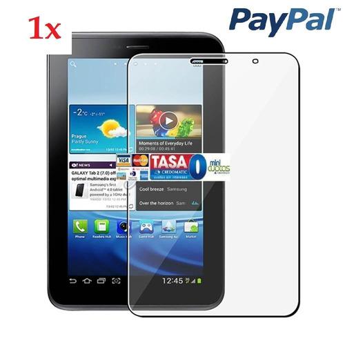 Protector Pantalla Clear Lcd 7 Samsung Galaxy Tab 2 Nexus 3g