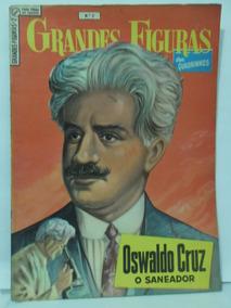 Grandes Figuras Em Quadrinhos Nº 2 - Ed. Ebal