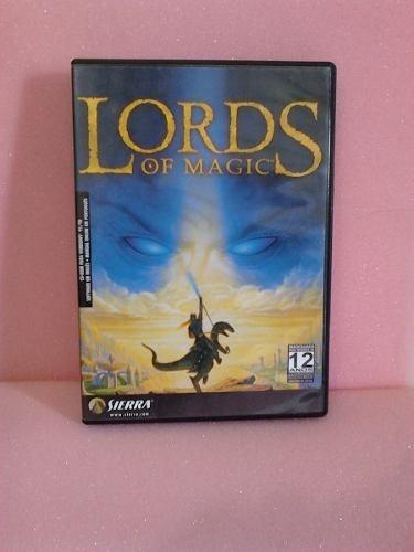 Game- Lords Of Magic- Original - Frete Gratis