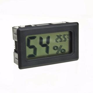 Termômetro Digital Lcd - 50 A + 110°c Sem Fio Mede Umidade