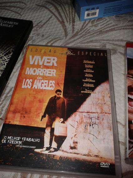 Dvd Viver E Morrer Em Los Angeles - Ref. Est E