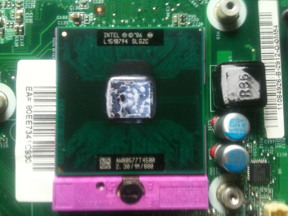 Processador Intel Pentium Dual Core T4500 Para Notebooks.