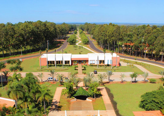 Lote De 680 M² No Santa Bárbara Resort