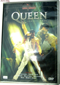 Queen Rock Hology Classic Trax Dvd Novo Original Lacrado
