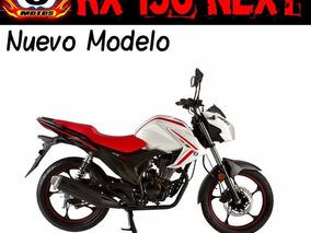 Moto Zanella Rx 150 Next 2018 0 Km