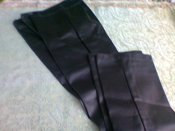 Pantalon Ecocuero -sybilla -talle M ¡¡excelente ¡¡