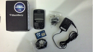 Blackberry 9300 Desbloqueado Wifi 3g 2.0 Retirada De Peças