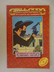 Cavaleiro Negro Nº 1! Rge Set 1952! Reedição Gibi De Ouro!