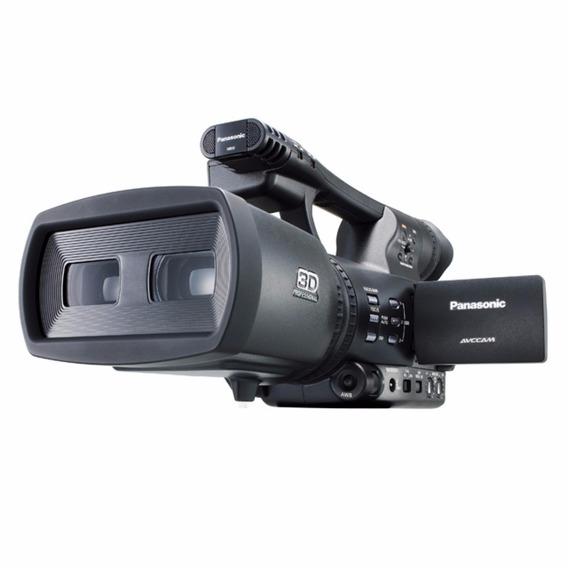 Filmadora Panasonic Ag-3da1 - 3d Camcorder