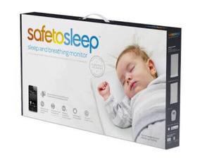 Monitor De Sono Para Bebês (colchonete) Safe To Sleep.