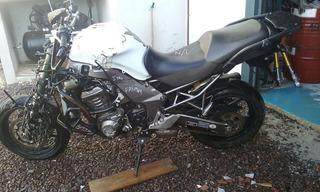 Sucata De Moto Para Peças Kawasaki Versys 1000cc Modelo 2013