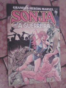 Raro Sonja A Guerreira 1986