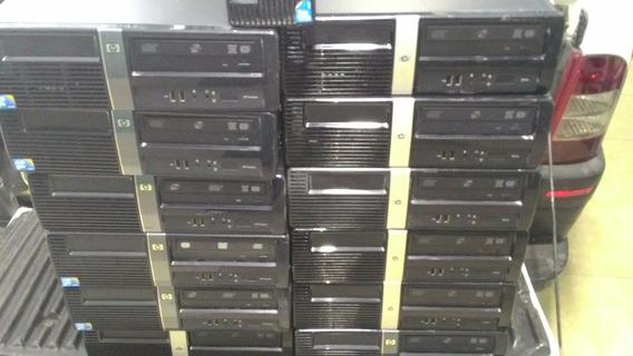 Cpu Core 2 Duo Hp Pro 3000 Ou Hp 7500 Hd 160gb 4gb Ram Dvd