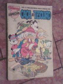 Disney Especial Caça Ao Tesouro 1986