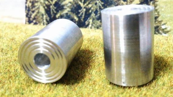 Bobinas De Aluminio Para Vagones - Simulan Bobinas De Acero