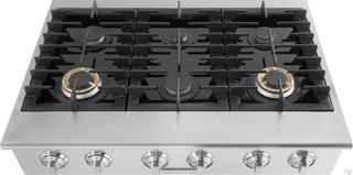 Estufa Profesional Gas Cocina Electrolux Icon E36gc76prs