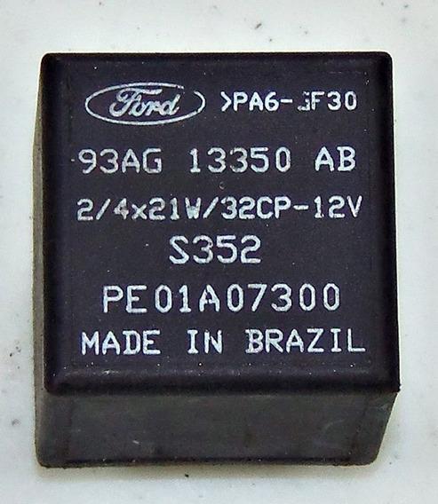 Rele Original Chave De Seta Original Ford 93ag143350ab
