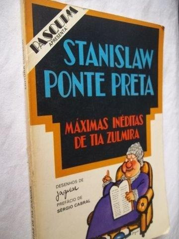 Livro - Stanislaw Ponte Preta - Literatura Nacional