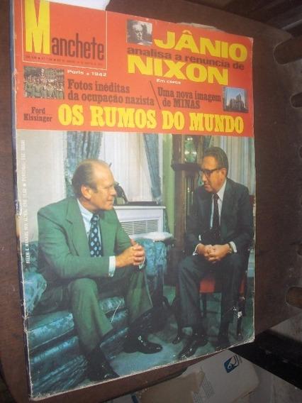 Manchete Uma Nova Imagem De Minas Gerais 1974