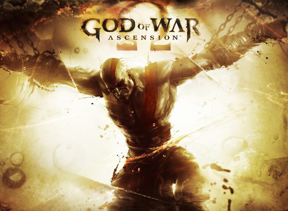 Online Pass God Of War Ascension Ps3 Gow Playstation 3
