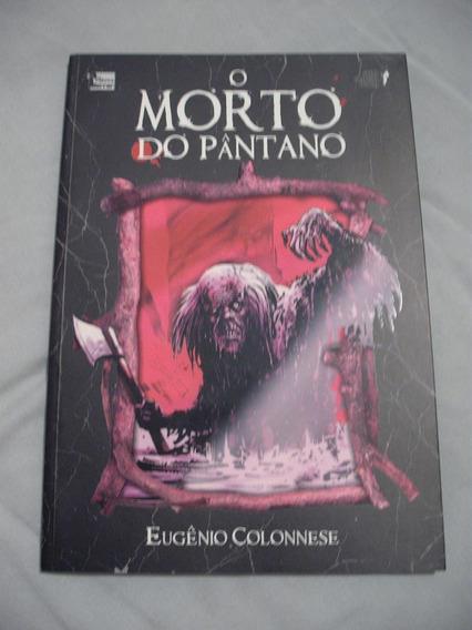 Álbum O Morto Do Pântano (colonnese / Opera Graphica)