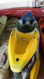 Kayak Koi Con Remo Y Chaleco. En Mar Del Plata