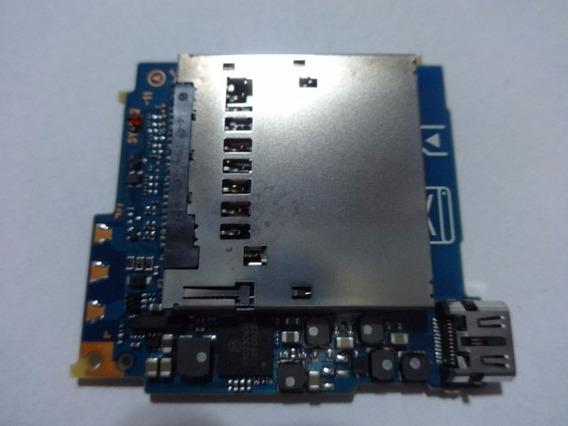 Placa Principal Sy-242 Camera Sony Dsc-w350 A1752374a Nova