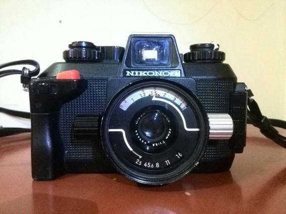 Cámara Nikon Iv-a