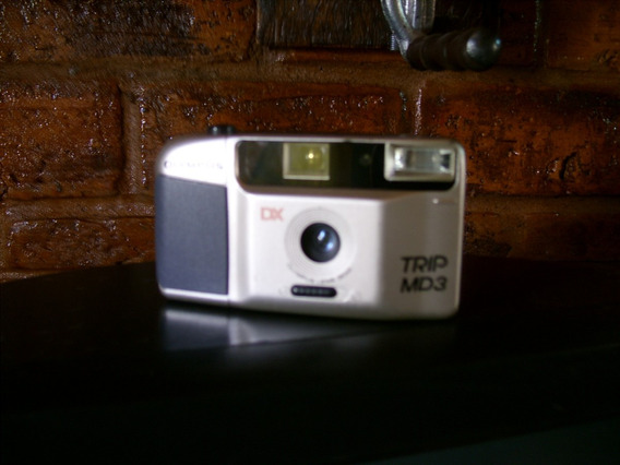 Máquina Fotográfica Olympus Trip Md3