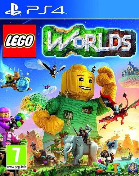 Lego Worlds - Original 1 - Psn