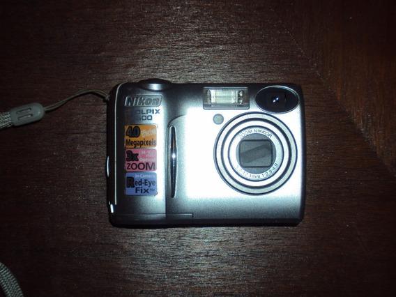 Oportunidad!!! Camara Nikon E4600 Muy Buen Estado