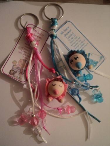 Encintados Para Baby Shower Nina.Llaveros Souvenirs Recuerdos Encintados Para Babyshower