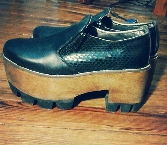 Vendo Zapatos Para Mujer Casi Nuevos N° 38