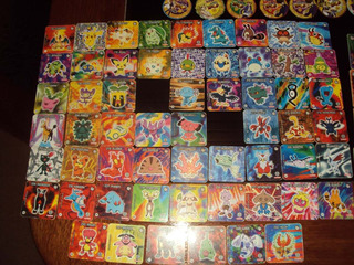 Tazos De Diversas Coleções - Dig Mon, Yugioh, Dragonball Z