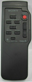 Control Remoto Camaras De Video Sony