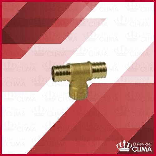 Racor T Rosca H  3/4x1/2x3/4  Giacomini Gz154y034