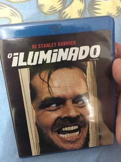 Blu-ray O Iluminado De Stephen King, Com Jack Nicholson