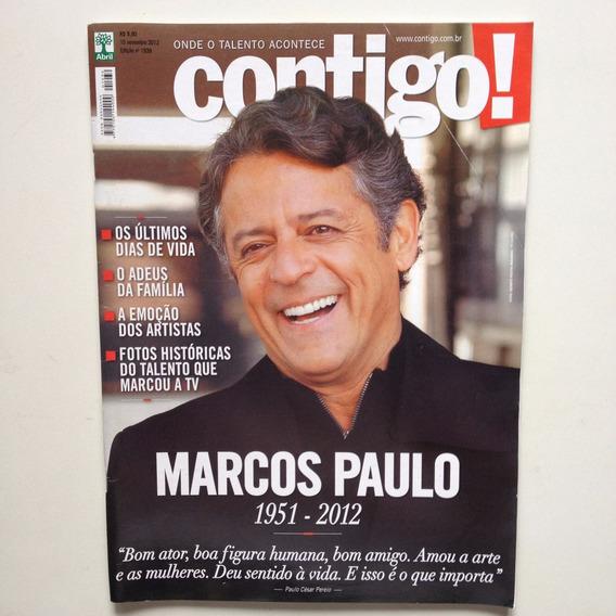 Revista Contigo Marcos Paulo Roberto Carlos N°1939