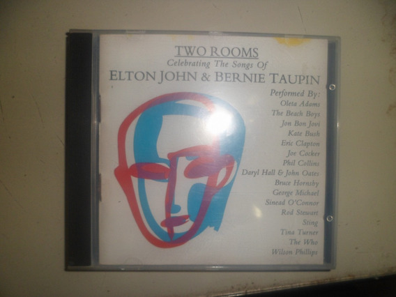 Cd Nac Two Rooms - The Songs Of Elton John & Bernie Frete 10