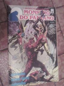 Gibi Monstro Do Pântano Numero 14 De 1991