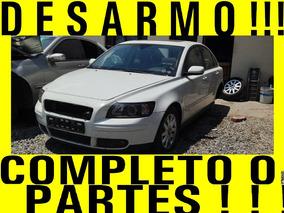 Volvo S40 2005 Aseguradora Golpe Trasero Refacciones