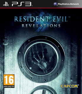 Resident Evil Revelations Ps3 Digital Gcp