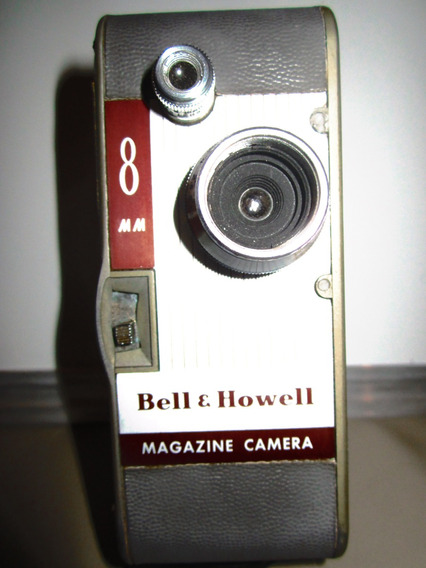 Camara Bell & Howell Magazin