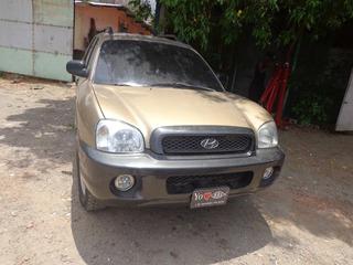 Vendo Hyundai Santa Fe, 2002, 6 Cilindros Gasolina Piezas