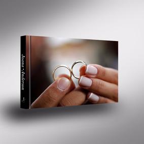 Mockup Psd Album De Casamento 25x35 Horizontal