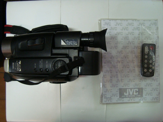 Câmara Vhs Compacta - Gr-ax847um - Jvc