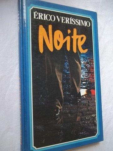 Livro - Érico Verissimo - Noite - Literatura Nacional
