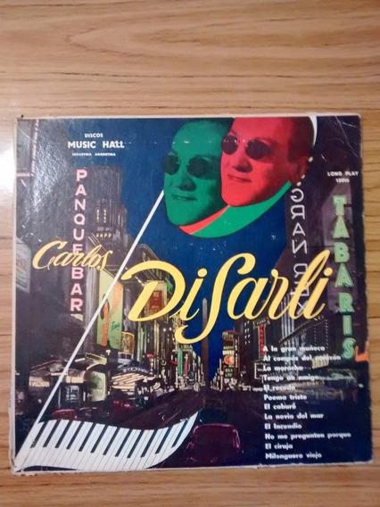 Carlos Di Sarli Y Su Orquesta Disco De Vinilo